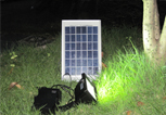 Solar Lighting System SPS3-5W-1D
