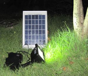 Solar Lighting System SPS3-5W-2D