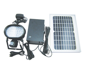 Solar Security Light SPS6-5W-01