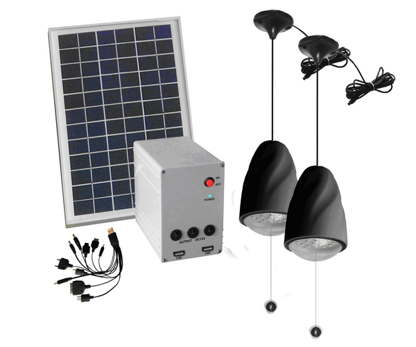 Small Solar System For Home MSL04-01B-P2-H2