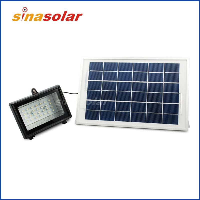 Solar Lighting System For Home SPS4-5W-DT