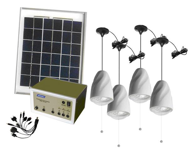 Solar System For Home MSL04-01B-H2