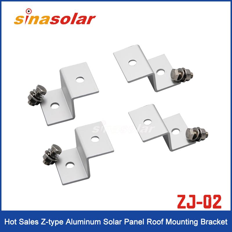Solar Mounting Bracket Solar mounting bracket ZJ-02