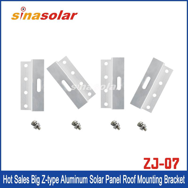 Solar mounting bracket ZJ-07