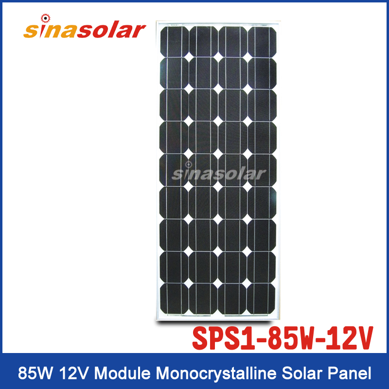 Solar Panel SPS1-85W-12V
