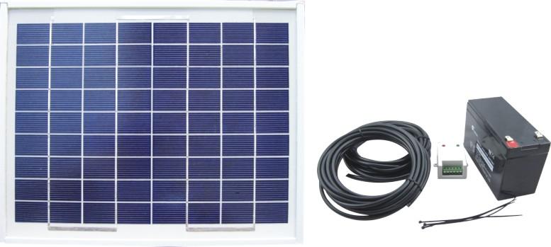 Solar Power System SPS2-10W-12V