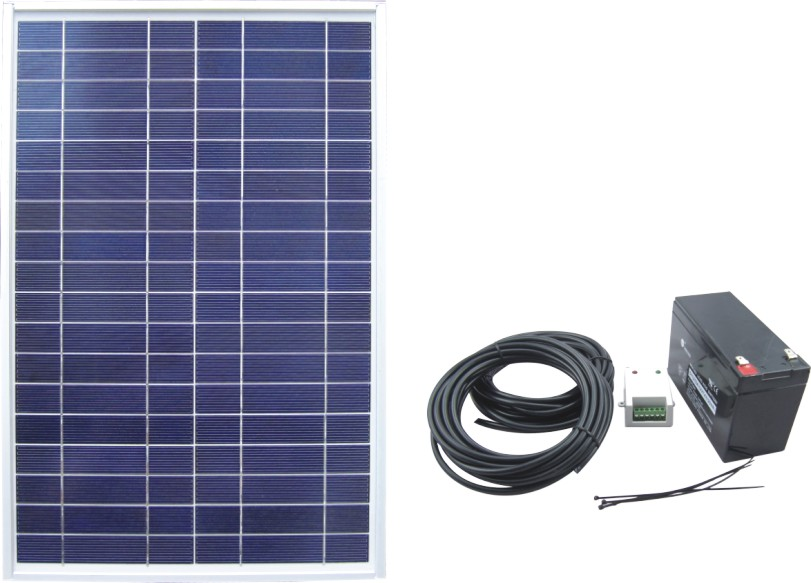 Solar Power System SPS2-20W-12V