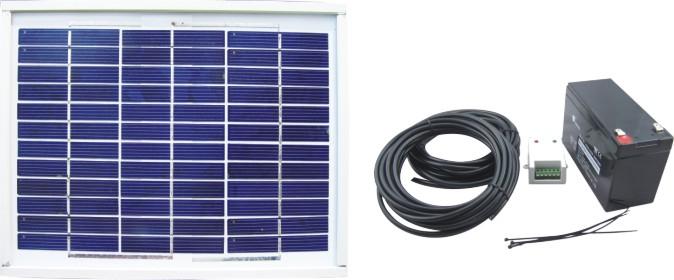Solar Power System SPS2-5W-12V
