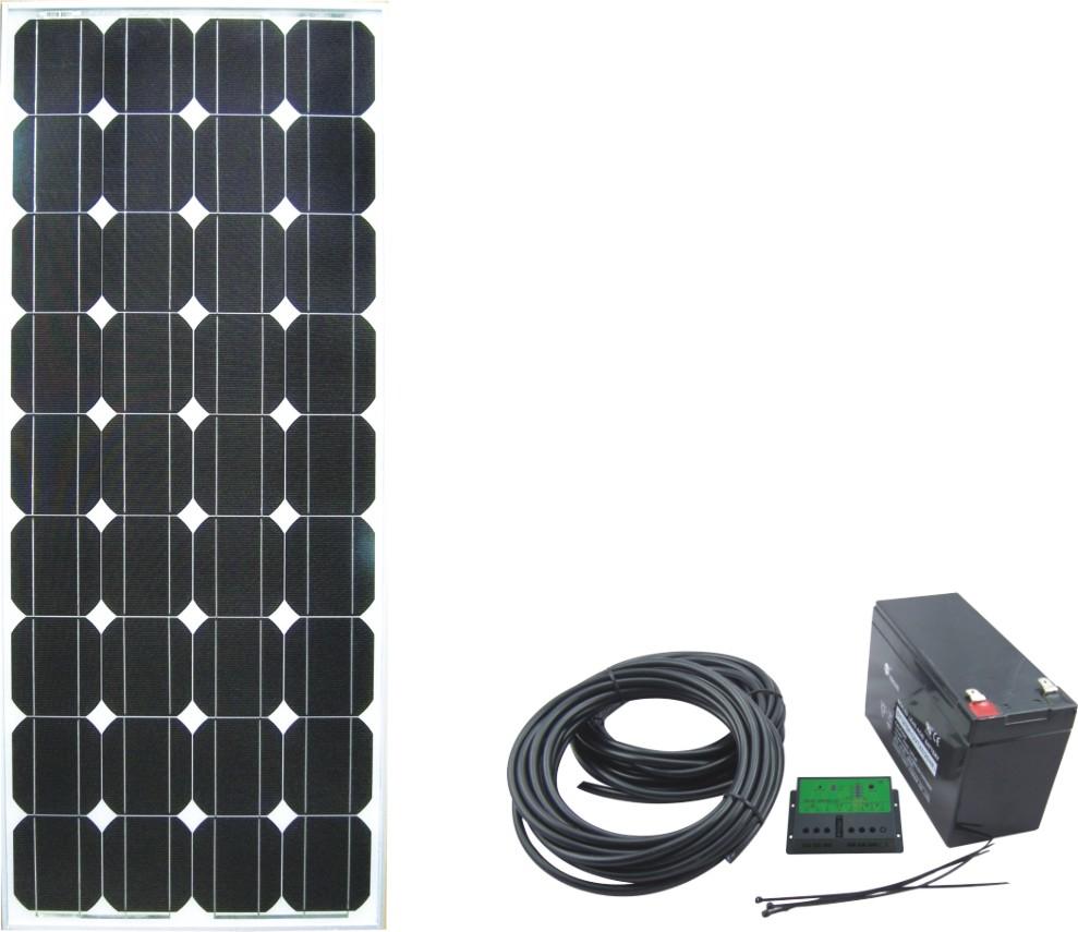Solar Power System SPS2-85W-12V