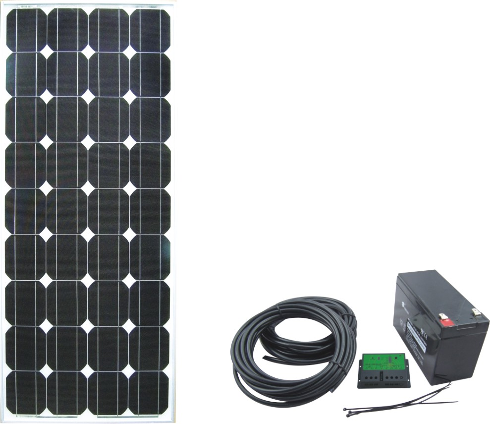 Solar Power System SPS2-85W-12V
