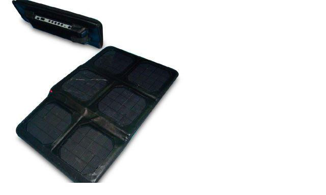 Solar Tour Series Solar Charger SC-010