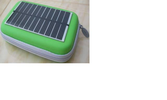 Solar Tour Series Solar Charger SC-08
